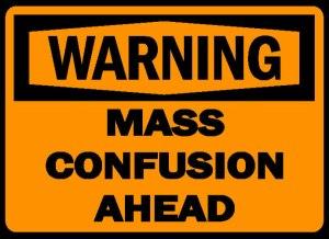 Mass-Confusion